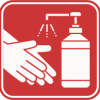 HAND SANITIZER TO BE FREELY AVAILABLE